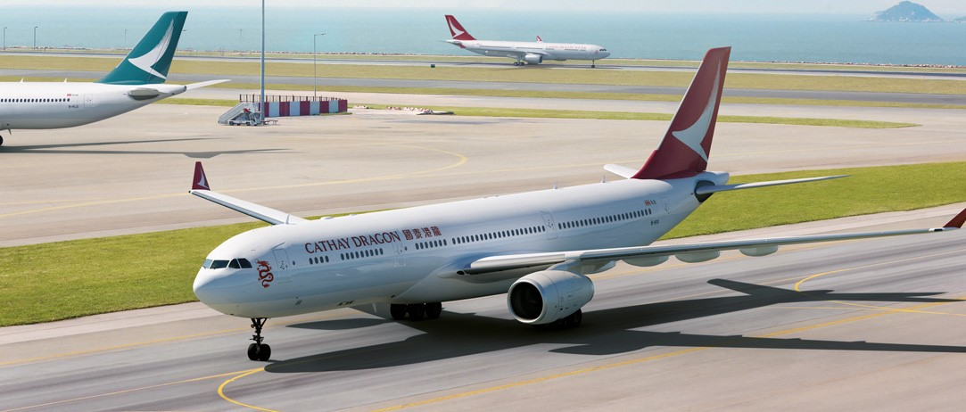 The rebranding of Dragonair as Cathay Dragon will see a new livery that features a Cathay-style brushwing logo, symbolising the close partnership and shared brand values of the two airlines.