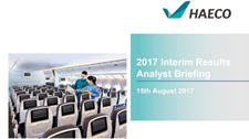 2017 Interim Results Analyst Briefing (audiocast)