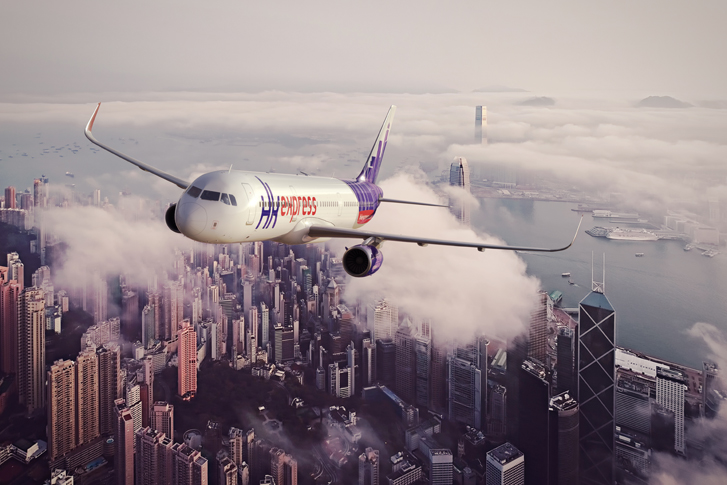 Acquisition of HK Express