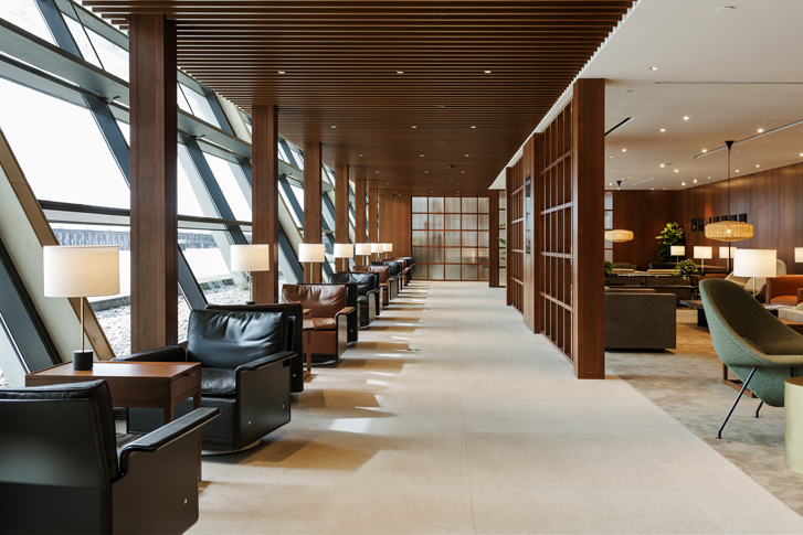 Find out more about Cathay Pacific's latest Business Class lounge at Shanghai Pudong International Airport.