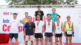 Running Competition 2015