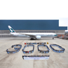 HAECO Xiamen celebrates 3,000th aircraft input