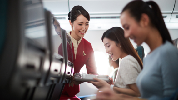 Cathay Pacific Group celebrates multiple award wins