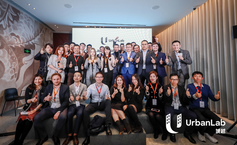 Twelve tech companies gathered for the UrbanLab Demo Day at The Middle House hotel on 17th December.