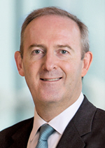 Guy Bradley chairs Swire Pacific's Healthcare Advisory Board, which was established to oversee the group's investment in the sector.